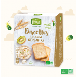 Biscottes Epeautre
